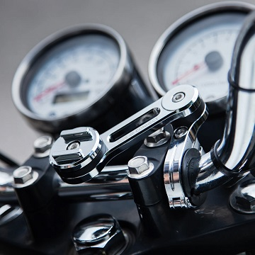 Handyhalterung Motorrad