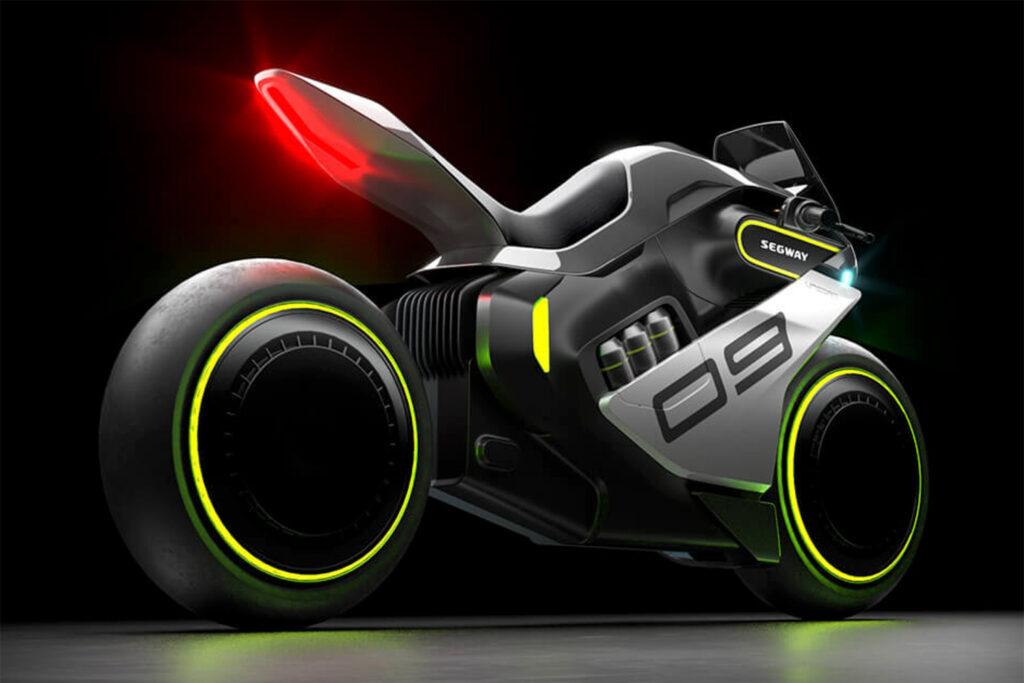 Elektro-Wasserstoff-Hybridmotorrad